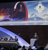 Panne bei IOC-Wahl, Elektronik defekt