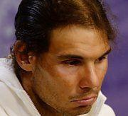 Rafael Nadal findet nicht aus der Krise