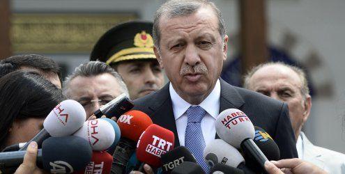 IS und die Kurden: Das doppelte Spiel des Recep Tayyip Erdogan