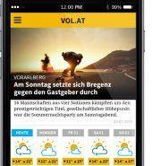 Neue VOL.AT-App ist da: Jetzt updaten!
