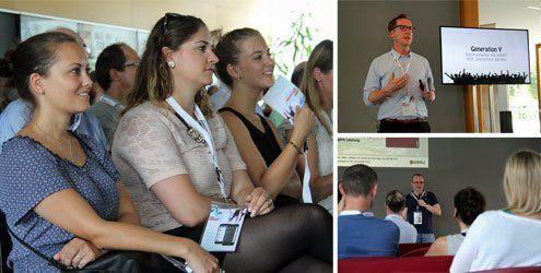 """VOL.AT Forum """"Generation Y"""": Eine Generation von Wachteln"""