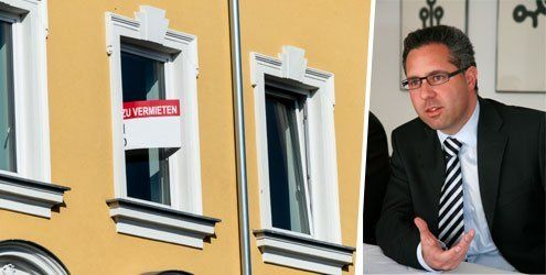 Wohnungen ohne Mieter: Private Vermieter fürchten den Aufwand
