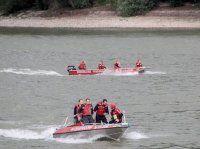 Lebensretter in Donau ertrunken