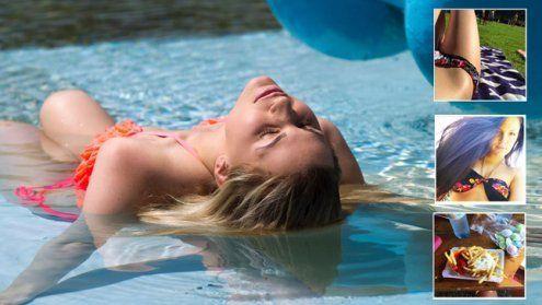 Schwimmbad-Selfies: Das wird in Vorarlberger Freibädern gepostet