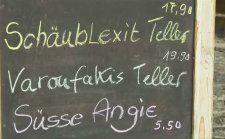 """""""Süße Angie"""" oder den """"Grexit-Teller""""!?"""