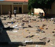 Selbstmordattentat tötet 15 Menschen in Nigeria