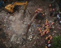 Indien: Hauseinsturz fordert zwölf Tote
