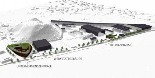 Loacker Recycling investiert 25 Millionen Euro in Standort Götzis