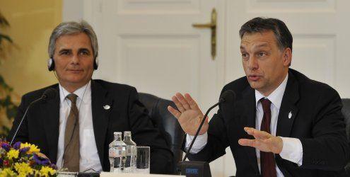 Zwischen Ungarn und Österreich kracht es - Botschafter einbestellt