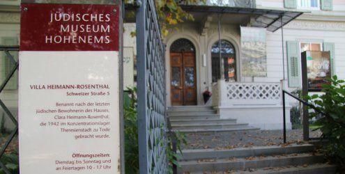 Trotz viel Lob: Zu wenig Geld für das Jüdische Museum Hohenems