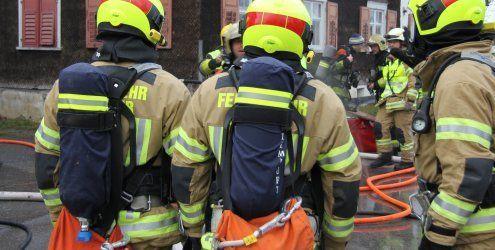 Brand in Bludenzer Bauernhaus sorgt für erheblichen Schaden