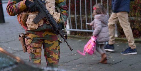 Terror-Alarmstufe: Brüssel tastet sich langsam an Normalität heran