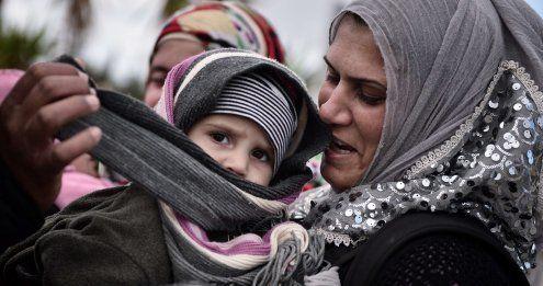 Die Flüchtlingskrise geht in die Winterpause, ist aber nicht vorbei
