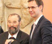 Ehrendoktorat für Georg Grabherr