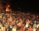 Funkenfest der Feuerwehr Mellau