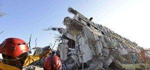 Nach Erdbeben in Taiwan zwei Menschen lebend gerettet