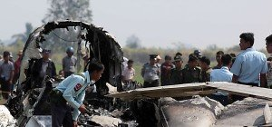 Absturz von Militärjets in Myanmar und Indonesien