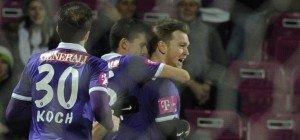 Austria und St. Pölten im Cup-Semifinale