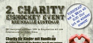 Eishockey Charity Event am 5. März