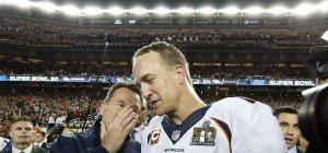 Denver Broncos gewinnen die Super Bowl 50