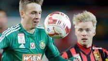 Überraschendes Aus für Rapid Wien im ÖFB-Cup