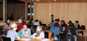 Offene Türen beim Ludescher Sprachenkaffee