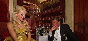 Heftiger Streit bei den Lugners am Wiener Opernball