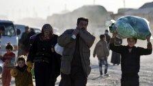 Soll die Türkei die Syrien-Grenze wieder öffnen?