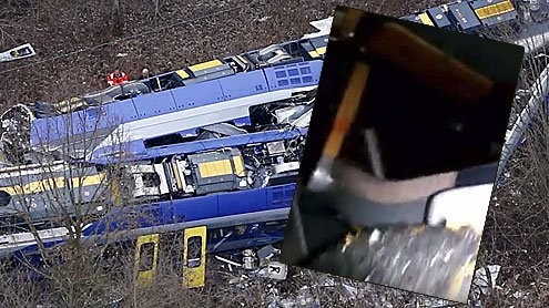 Polizei wehrt sich gegen Gerüchte – Video aus Todeszug aufgetaucht