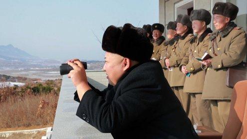Warnschüsse aus Südkorea –UN droht Nordkorea mit Sanktionen