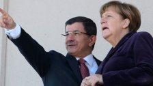 Flüchtlingskrise:Merkel inAnkara