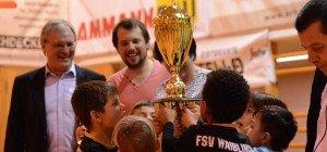 Video! Überraschungssieger beim U-9-Turnier in Schlins