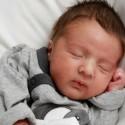 Geburt von Oliver Bickel am 3. März