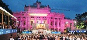 Red Ribbon Celebration-Konzert lädt wieder ins Burgtheater