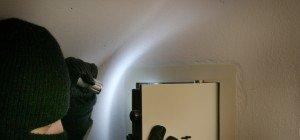 Einbrecher-Duo in Salzburg auf frischer Tat ertappt