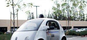 Google und Fiat vor Deal zu selbstfahrenden Autos