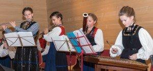 Konzert mit originaler Volksmusik