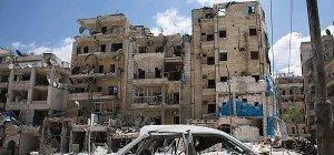 Feuerpause an zwei Frontlinien in Syrien in Kraft getreten