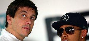 Hamilton und Vettel bereit für Attacke auf Rosberg
