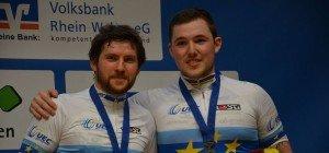 Hattrick vom Weltmeister-Duo