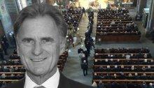Trauerfeier: Wallner würdigt Manfred Rein