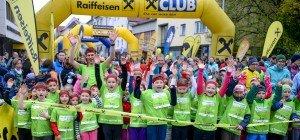 Vorarlberg bewegt Kindermarathon in Bludenz mit Rekord