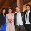 Hochzeit von Marija Djokic und Tomas Gasovic