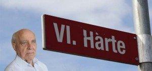 Härte: Ein Straßenname und seine Bedeutung