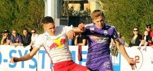 Austria Salzburg gegen Liefering: Stadt-Derby endet torlos