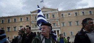 Der Großteil der Griechenland-Hilfsgelder ging an Banken