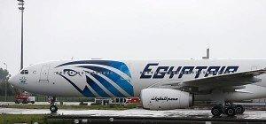 Womöglich Explosion an Bord der Egyptair-Maschine