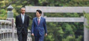 Obama: Hiroshima erinnert an enormes Leid durch Krieg