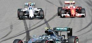 Rosberg auch im vierten Saisonrennen in Sotschi unantastbar