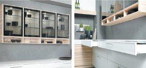 Schön und perfekt – die Küche